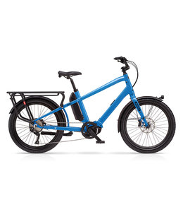 Benno Benno Boost-E CX Machine Blue