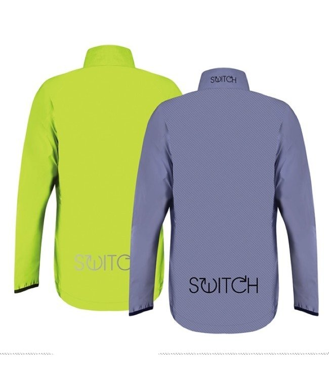 Proviz Proviz Switch Jacket Yellow/Reflective Reversible PV767 M