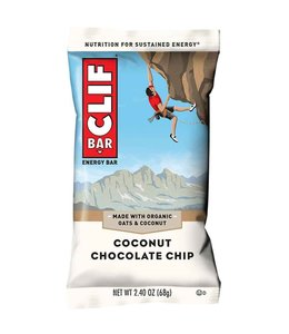 Clif Clif Bar Coconut Chocolate Chip
