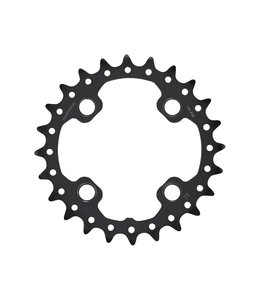 Shimano Shimano Chainring FC-M675 24T 2x10S 64BCD