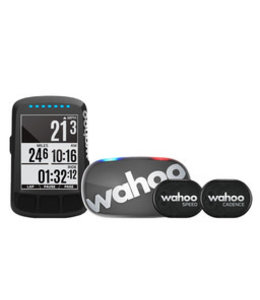 Wahoo Wahoo Elemnt Bolt Stealth Edition Bundle