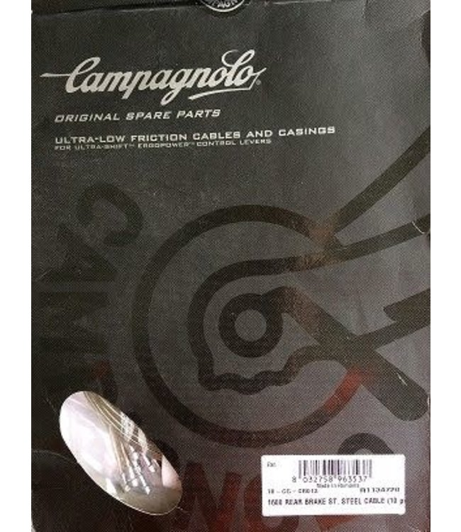 Campagnolo Campagnolo Rear Brake Cable L 1600 (single)