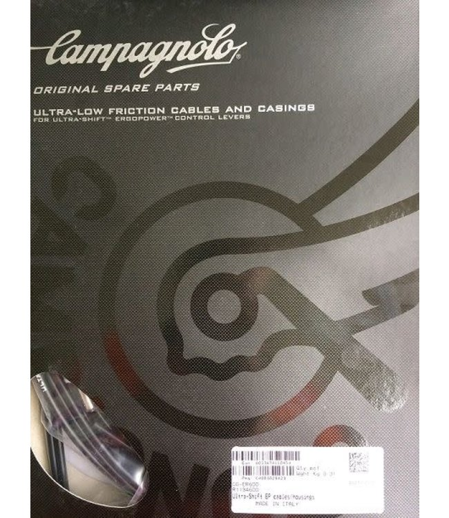 Campagnolo Campagnolo CG-ER600 Ergopower Cable Kit