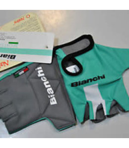 Bianchi Bianchi Gloves RC Coolmax Summer Celeste L