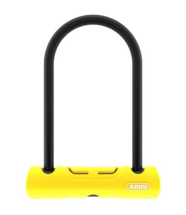 Abus Abus U-Bolt Lock Ultra 402 - 203 SH 34 Yellow