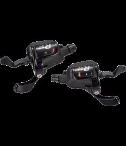 Microshift Centos 11 SL-R761-2 Pair 2 x 11 Shimano Compatible