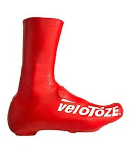 Velotoze Shoe Cover Tall Red Md
