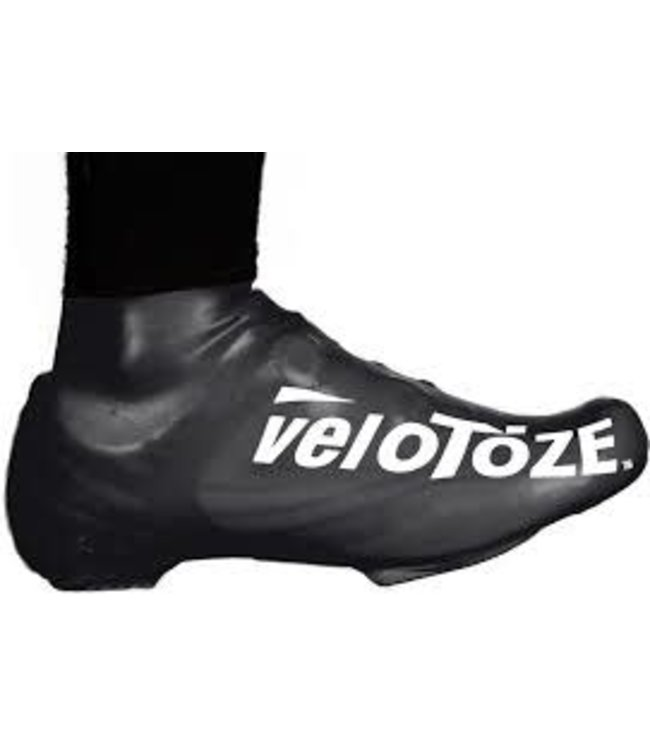 Velotoze Shoe Cover Short Blk Sm