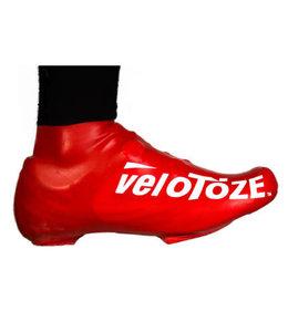 Velotoze Shoe Cover Short Red Sm