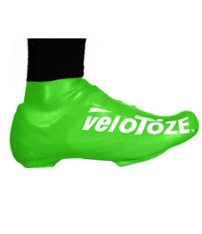 Velotoze Shoe Cover Short Green Med