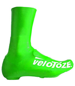 Velotoze Shoe Cover Tall Green Small
