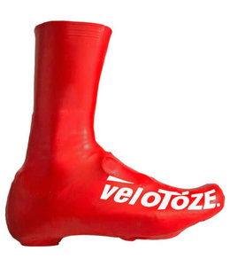 Velotoze Shoe Cover Tall Red Small
