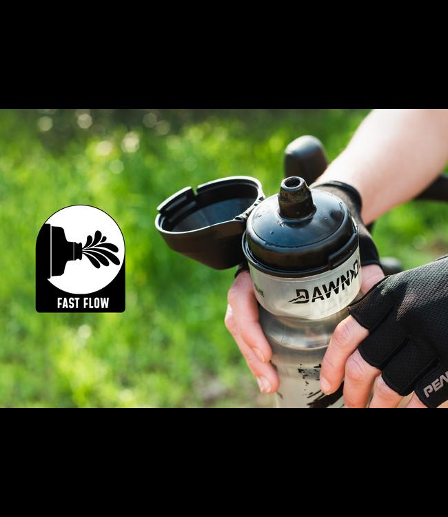 Dawn To Dusk Aqua Flow with Dirt Mask Bottle 740mL