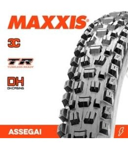 Maxxis Maxxis Tyre Assegai 29 v 2.50 WT DH 3C TR