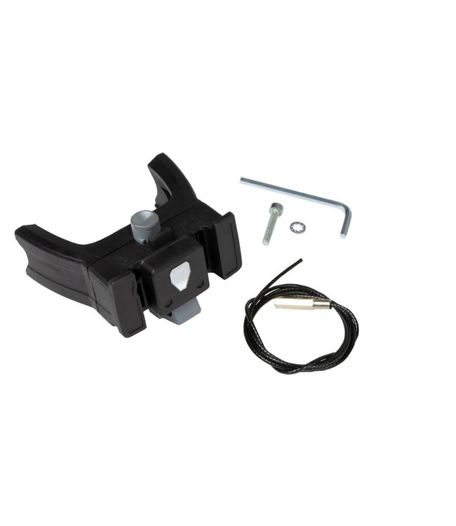 Ortlieb Ortlieb Handlebar Mounting Set E-Bike for Ultimate 6  No Lock E226