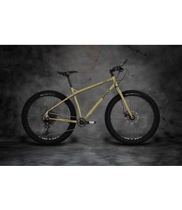 Surly Surly ECR 27+ Tank Green S