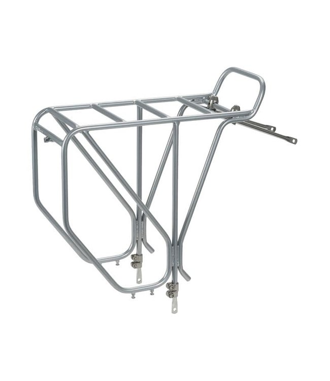 Surly Surly Cromoly Rack Rear 26'' / 29'' Silver