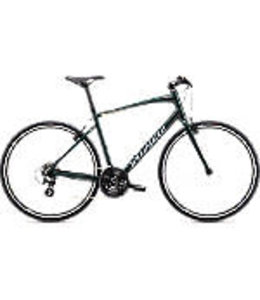 Specialized Specialized 20 Sirrus 1.0 Forrest Green /White Mountains / Satin Black Reflective