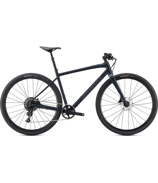 Specialized Specialized 21 Diverge E5 Comp Evo Satin Forest Green/Black Reflective/Chrome/Clean AUS