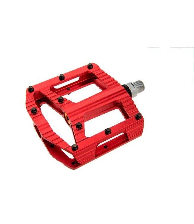 Ryfe Pedals Terminator Red