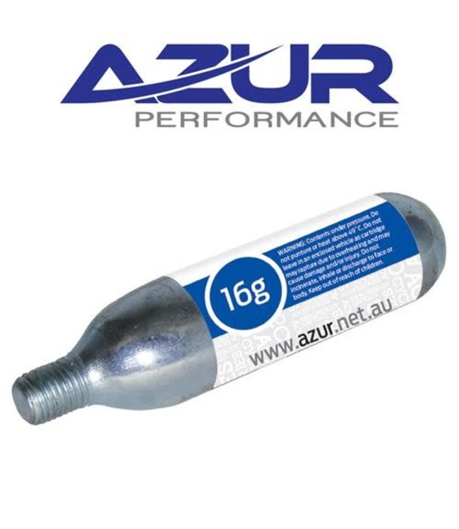 Azur Azur C02 Cartridge 16g