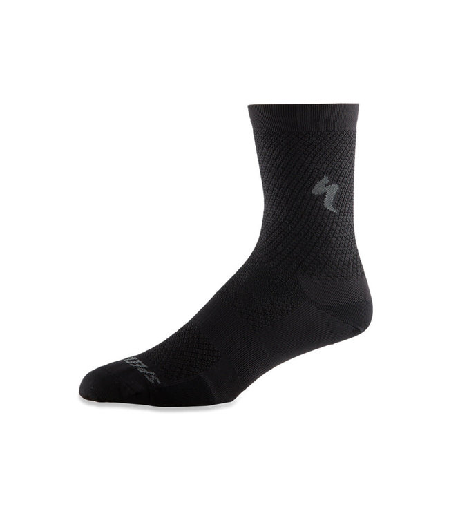 Specialized Specialized Sock Hydrogen Vent Tall Black