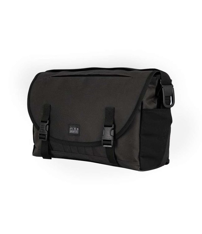 Brompton Brompton Metro Messenger Bag Medium Black