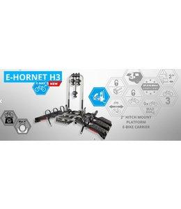 Buzzrack E-Hornet 3H for 3 bike hitch