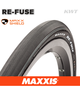 Maxxis Maxxis Tyre Re-Fuse 700 x 25 Folding