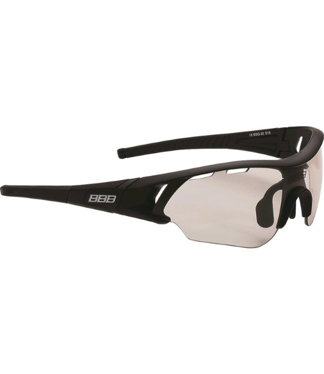 BBB BBB Sports Glasses Summit Matt Black Photo chromic BSG-50 PH