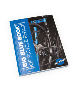 Park Tool Park Tool Big Blue Book of Bicycle Repair and Maintenance BBB-4