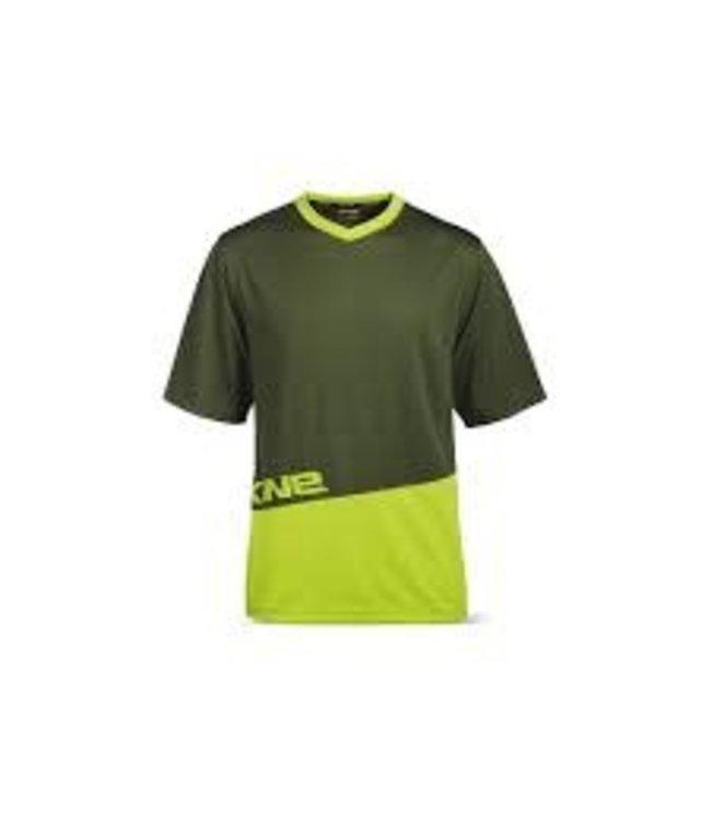 Dakine Dakine Jersey Vectra S/S  Green Large