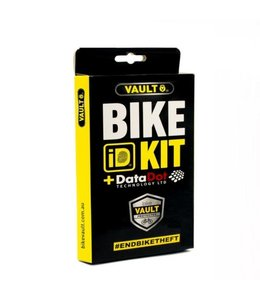 Vault Vault DataDot Bike ID Kit Single Kit