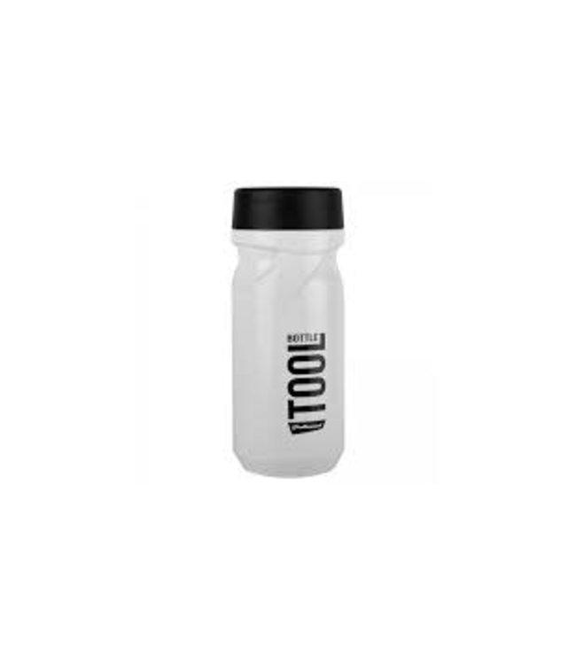 BPW Polisport Tool Bottle Clear with Black Lid