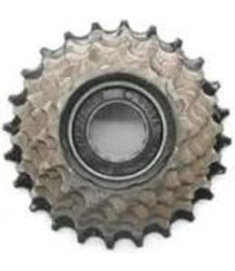 Sunrace Sunrace Freewheel 6 spd screw on 14-28T