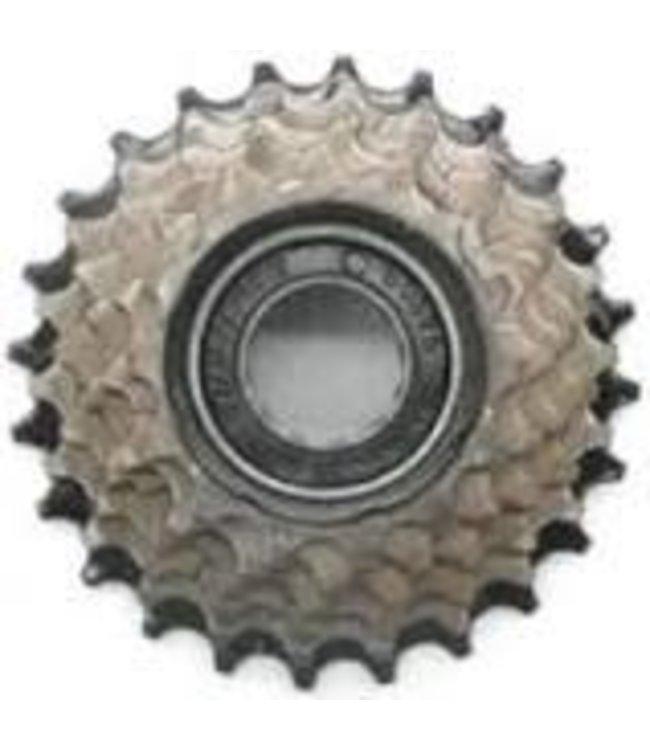 Sunrace Sunrace Freewheel 7 spd screw on 13-25T