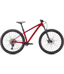 Specialized Specialized MY21 Fuse Comp Gloss Red Tint/ Flake Silver/ SilverFoil Aus