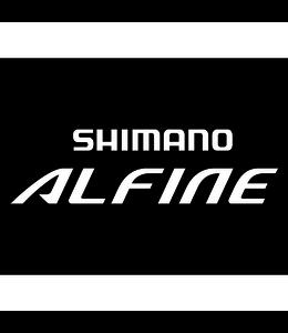 Shimano Alfine CJ-S7000-8/CAP NUTS/NON-TURN