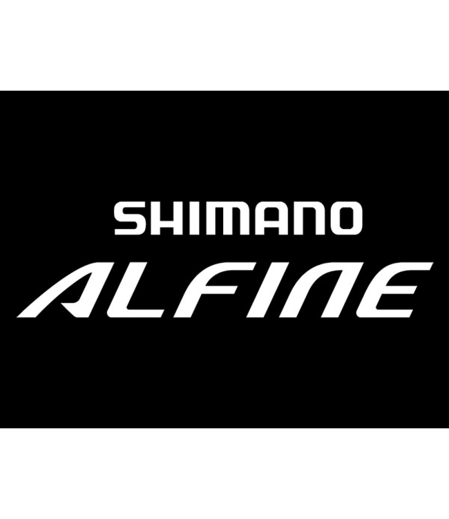 Shimano Shimano Alfine CJ-S7000-8/CAP NUTS/NON-TURN