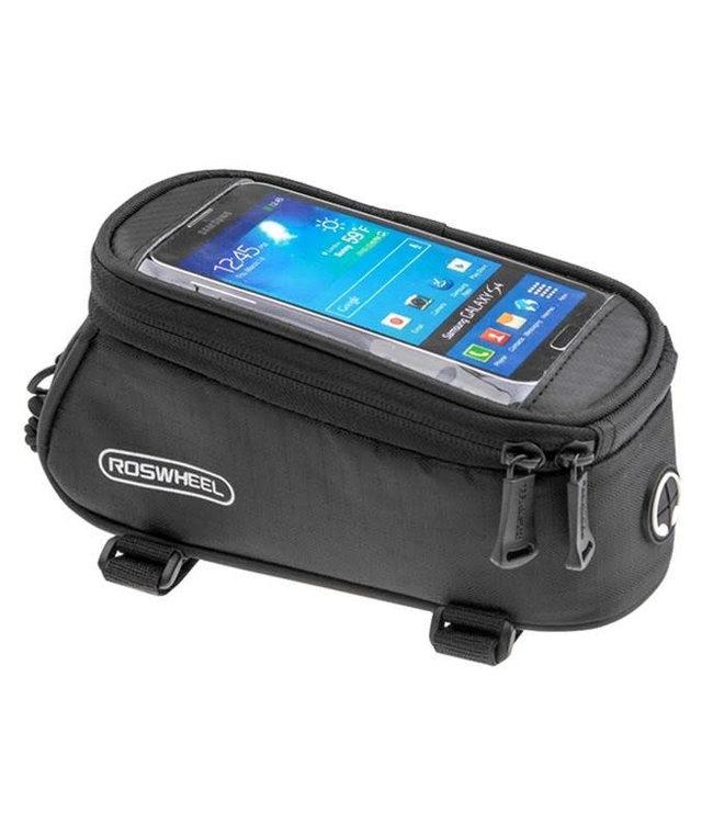 Roswheel Top Tube Phone Bag Black