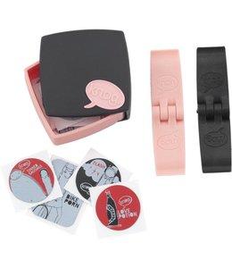 Knog Knog P.C. Patches Black/Pink