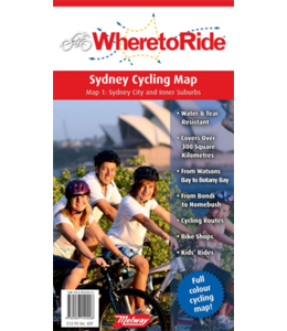 Map Where To Ride Sydney