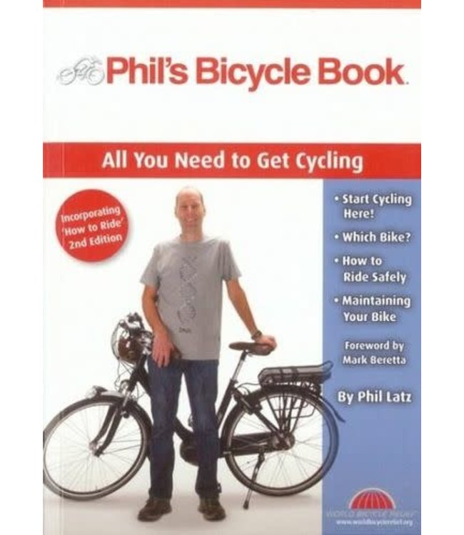 Phil's Cycling Book