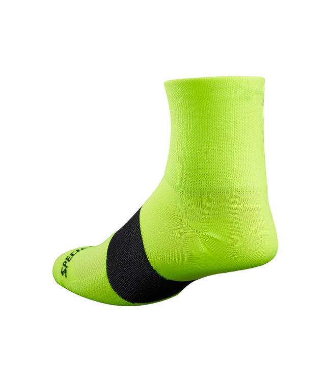 Specialized Specialized RBX Mid Sock Neon Yellow L/XL