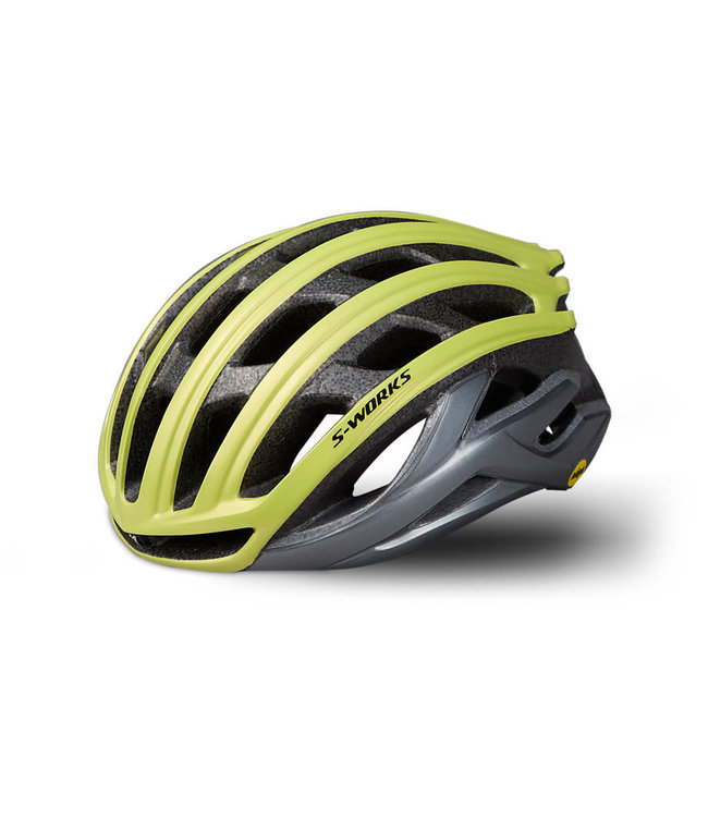 Specialized S-Works Helmet Prevail II ANGi Mips Ion/Charcoal Large