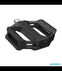 Shimano Shimano PD-EF202 Flat Platform Pedals Black E-Bike/Trekking/Urban