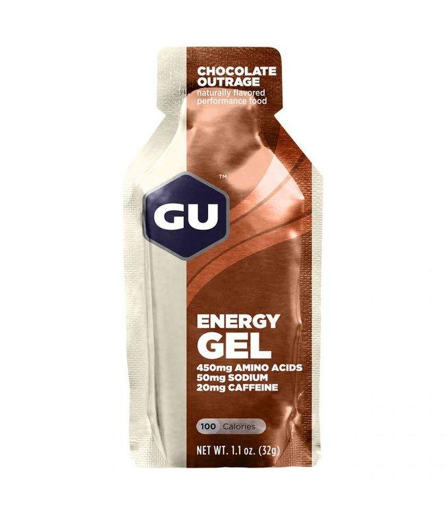 Gu Gu Gel Chocolate Outrage