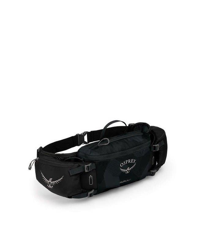 Osprey Osprey Savu Hip Pack 4l Obsidian Black
