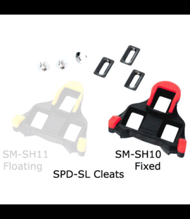 Shimano Shimano Cleat Road Spd SL Red Fixed SM SH10