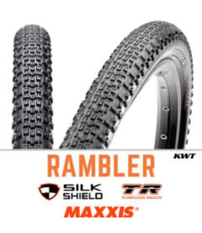 Maxxis Maxxis Rambler 650 x 47B EXO TR 60TPI